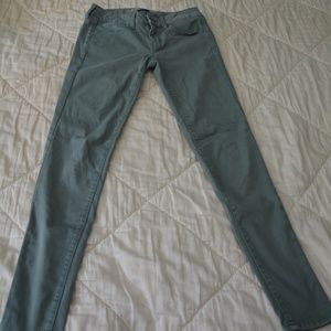 American Eagle Outfitter Super Stretch jeggings
